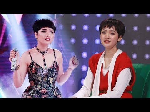 """Miu Lê - Hiền Hồ: Cặp chị em song sinh """"ngang hông"""" và cái kết """"chung số phận"""" ở giọng ải giọng ai"""