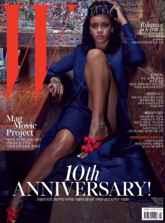 Rihanna : W Korea (March 2015) photo Rihanna-x-W-Korea-Magazine-March-2015-4.jpg