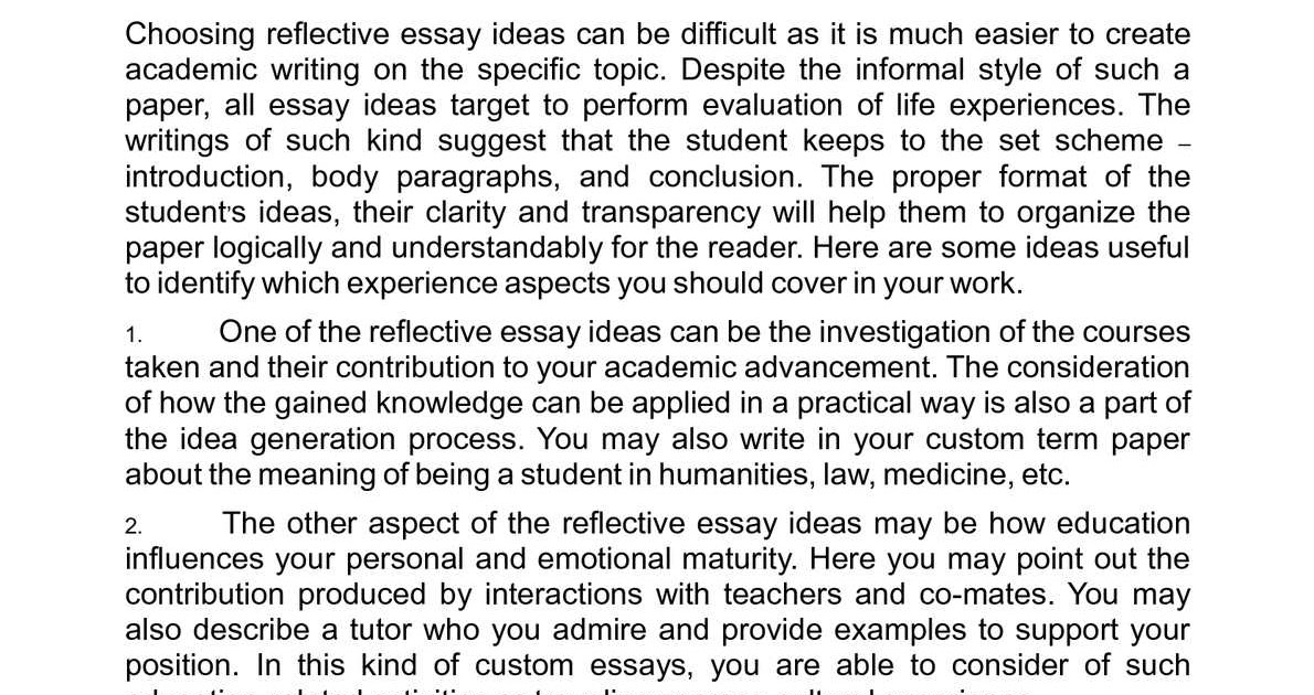 Research paper related to business