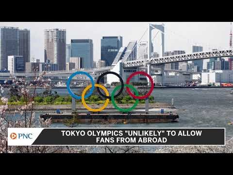 President Of Games: Tokyo Olympics Unlikely To Host Fans From Abroad