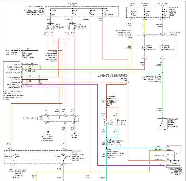 Wiring Diagram For 2002 Dodge Ram 2500