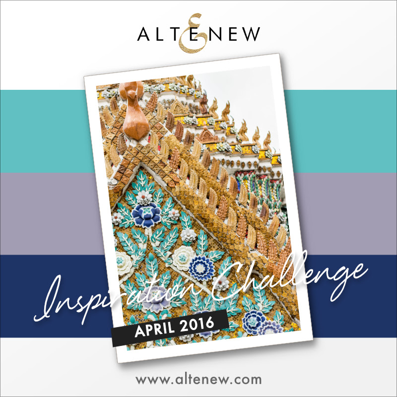 Altenew_Inspiration Challenge_April