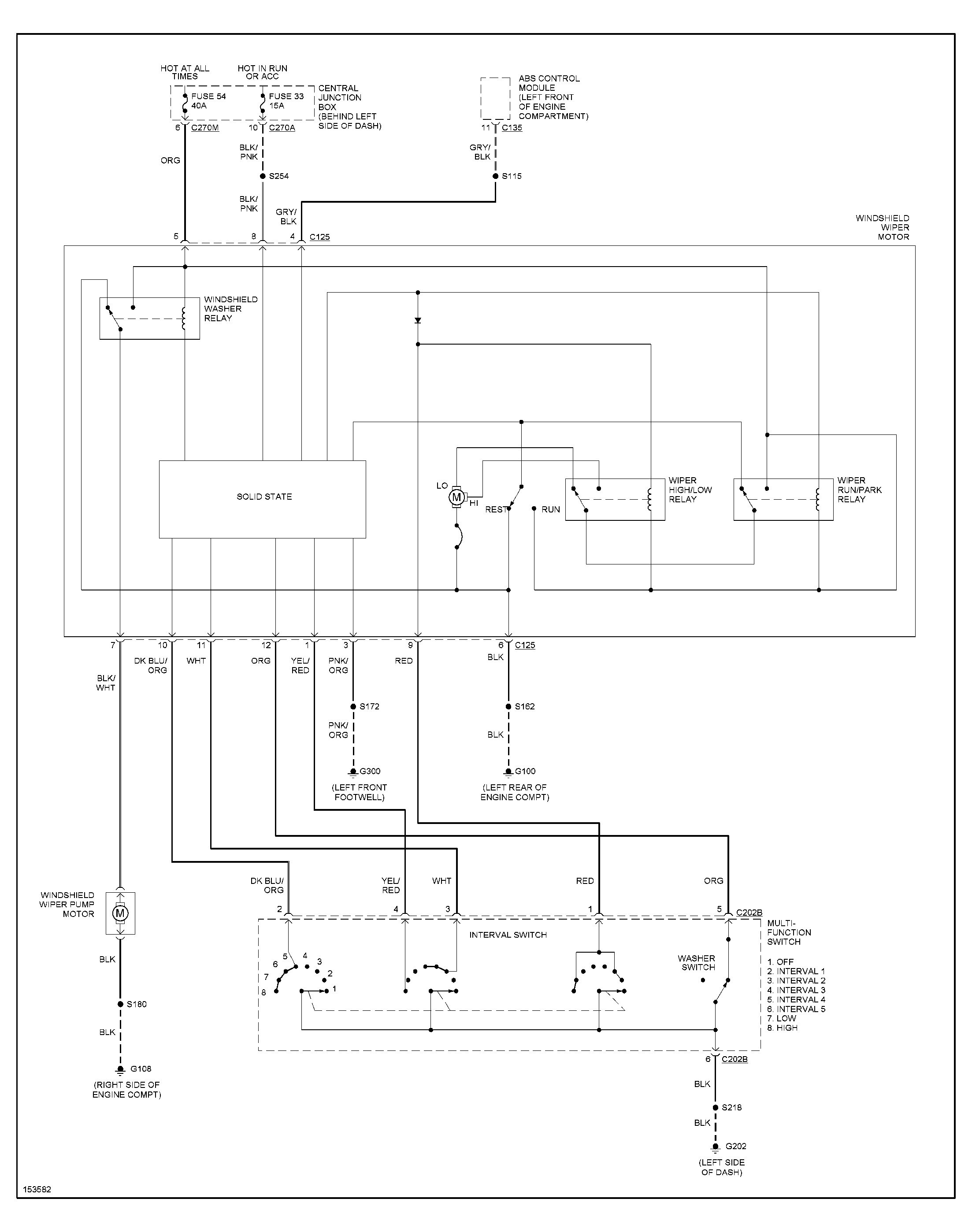 Ford Focu 3 Wiring Diagram