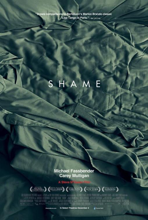 Risultati immagini per shame movie poster