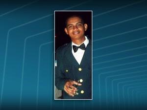 Leidson Acácio Alves Silva, de 27 anos, morto em tiroteio na Vila Cruzeiro (Foto: Reprodução/TV Globo)