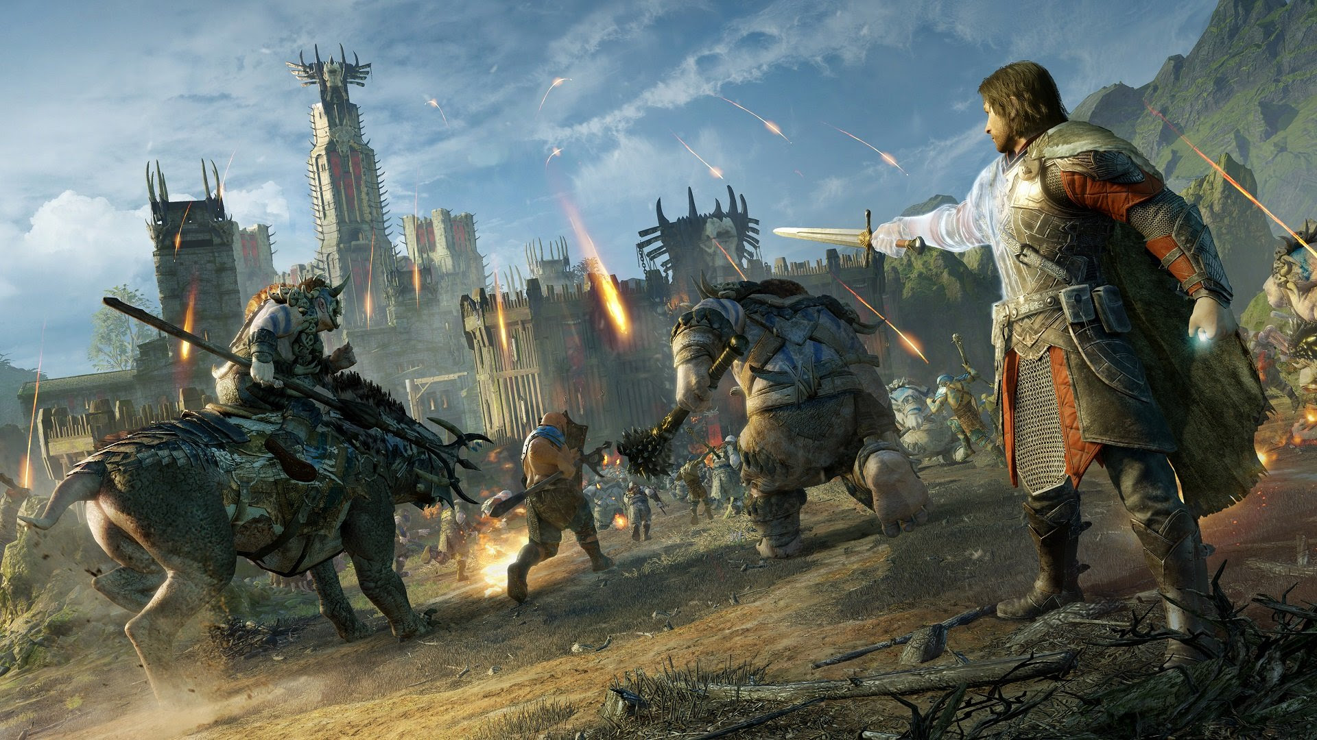 Your Middle-earth: Shadow of Mordor progress will carry over into Shadow of War screenshot