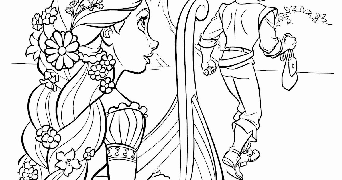 malvorlagen rapunzel queen  aglhk