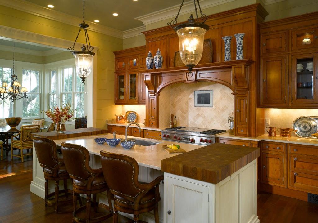 21 Stunning Luxurious Kitchen Designs