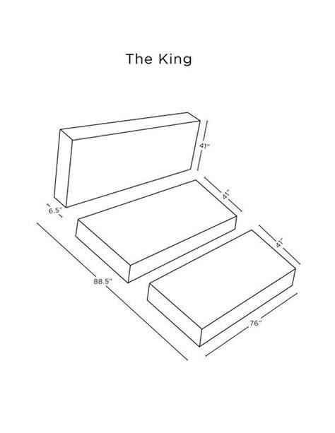 Pallet Platform Bed -KING | Pallet platform bed, Pallet