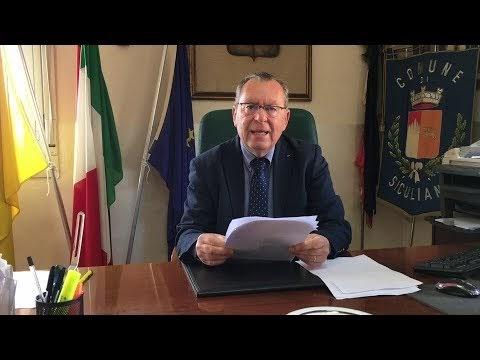 Siculiana On Line - Il video-saluto di fine anno del Sindaco.