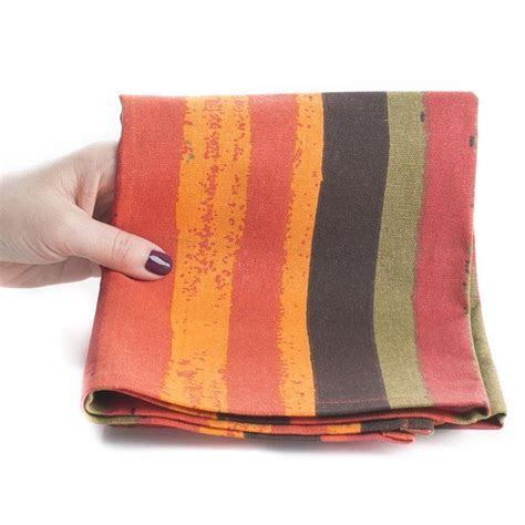 Tuscan Sun Stripe Cloth Dish Towel   Kitchen Towels