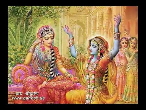 Radhe Radhe Man Bole - Vikram Hazra Lyrics Singer  Vikram Hazra