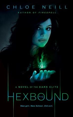 Hexbound (The Dark Elite, #2)