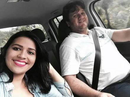 Maricélia Bobbio e Fabrício Trevizani foram mortos por volta de 1h da madrugada desta quinta