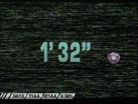 Un Minuto, Treinta y Dos Segundos (1992) Rareza argentina