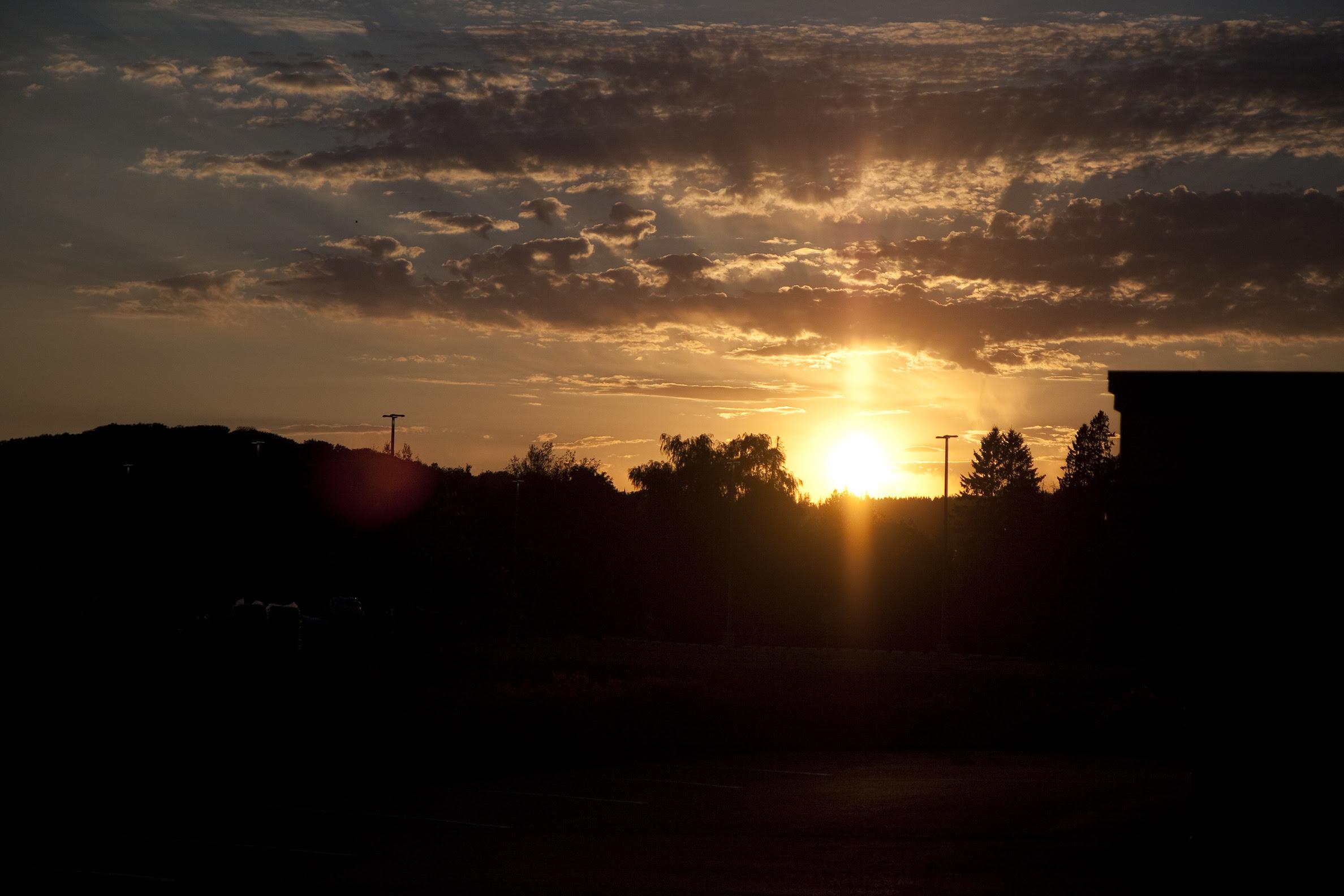 minden sunset