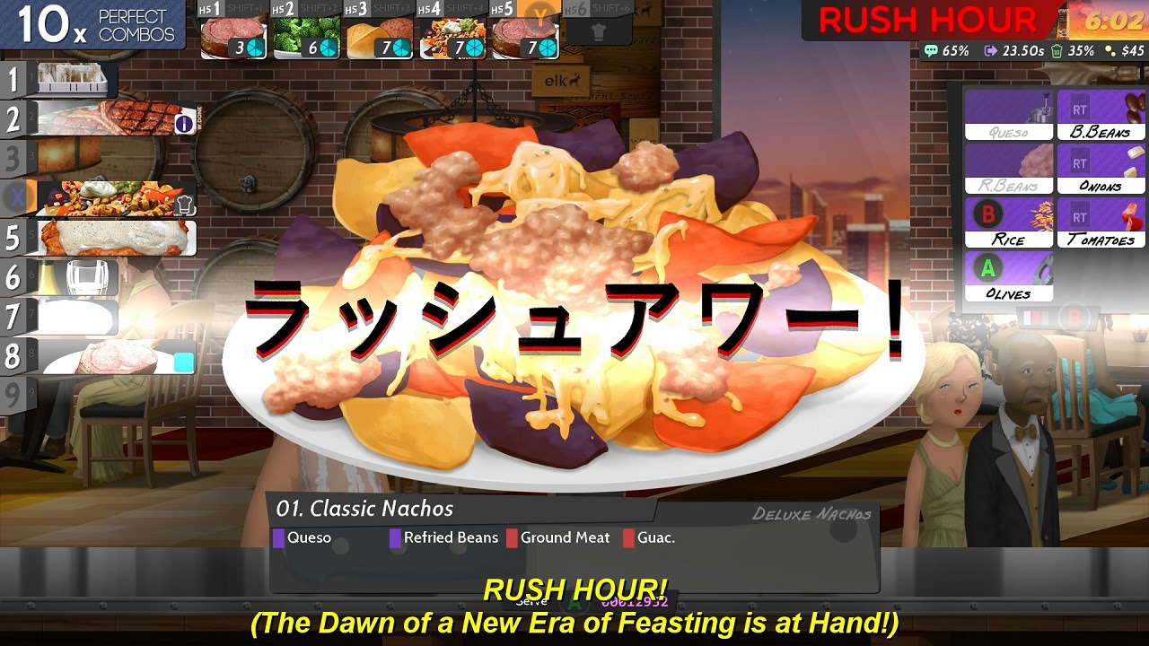 Cook, Serve, Delicious 2 is coming in August screenshot