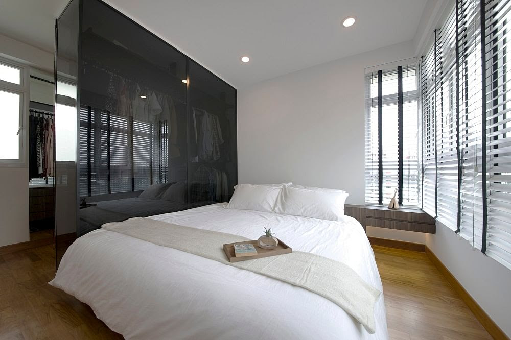 House Tour: $70,000 renovation cost for this all-white HDB