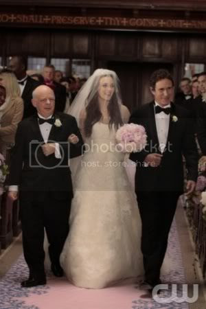 Gossip Girl: Blair's Wedding Details