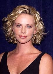 Miss Charlize Theron.