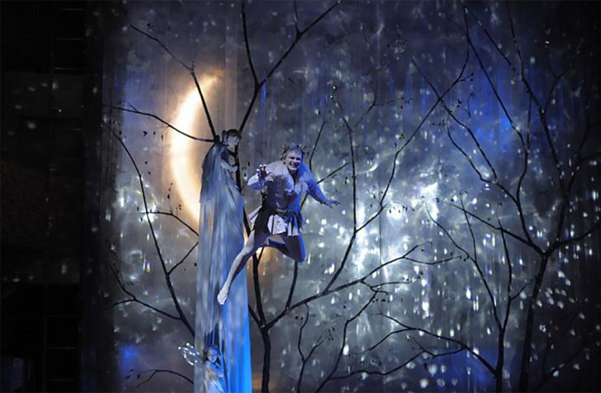 A Midsummer Nights Dream Jen Schriever Lighting Design