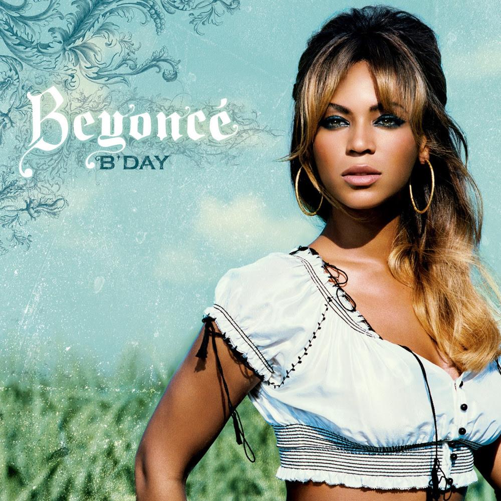 Beyonce Album Cover Generator