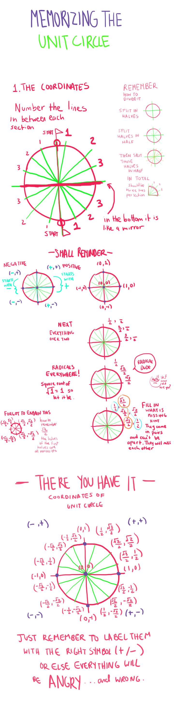 unit circle complete