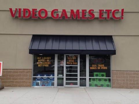 Video Games Etc Cedar Rapids