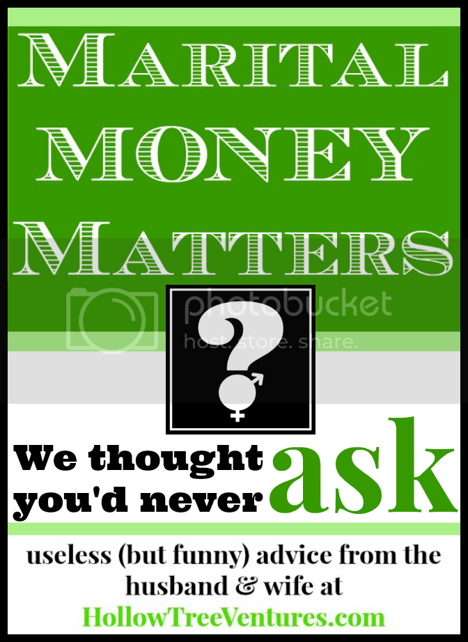 WTYNA about marital money matters by Robyn Welling @RobynHTV