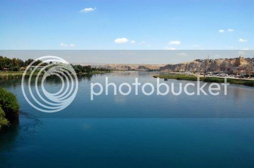 Misteri gunung emas Sungai Eufrat