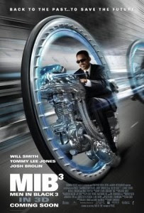 Men in Black 3 (2012) HD TS 400Mb