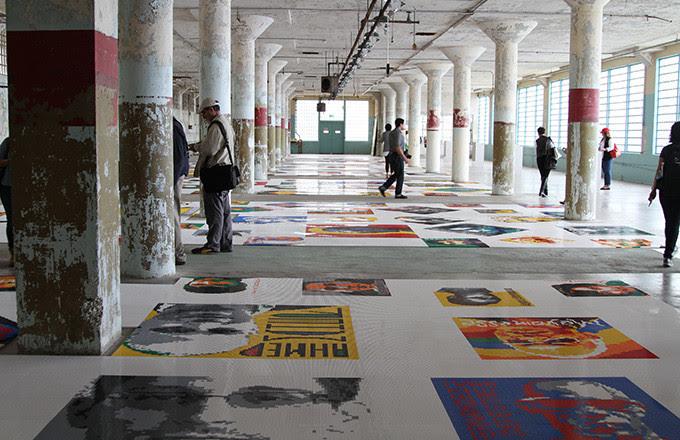 @ Large, Ai Wei Wei