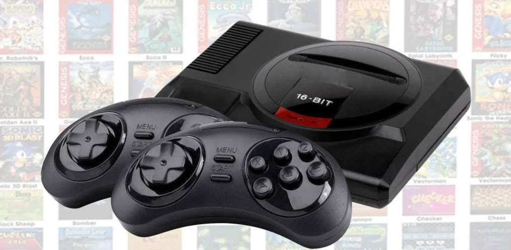 AtGames puts out another flop with the Sega Genesis Flashback screenshot