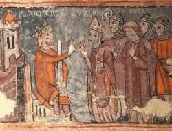 San Valerio de Astorga, eremita