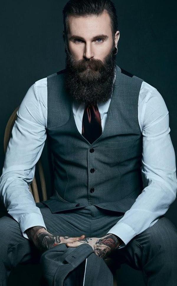 45 Beard Styles for Oval Face | Men's Facial Hair Styles ...
