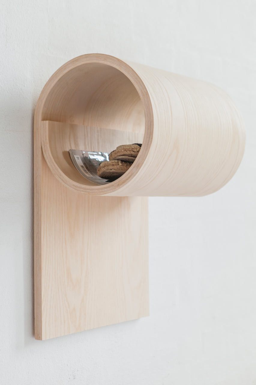 Rolled Storage For Small Things in Small Places