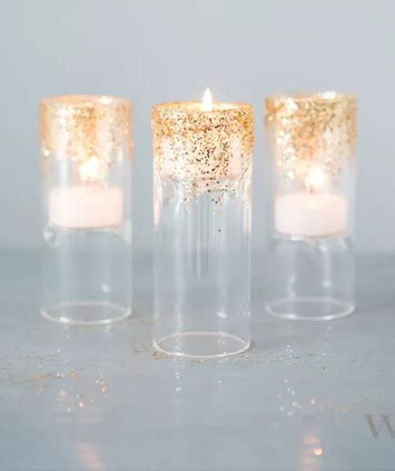 7 DIY Wedding Decorations   Real Simple