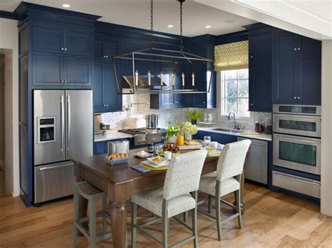 kitchen color ideas  arent white hgtvs