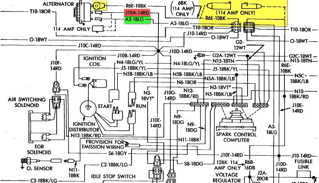 1990 Ramcharger Wiring Diagram