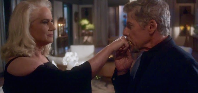 Resultado de imagem para Veteranos na TV, José Mayer e Vera Holtz serão os vilões de A Lei do Amor
