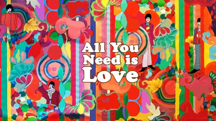 Image result for all you need is love