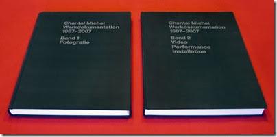 Chantal Michel Werkdokumentation in 2 Bänden