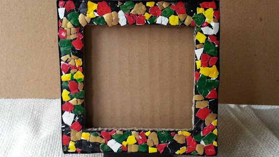 Fresh How To Make Mosaic Picture Frames