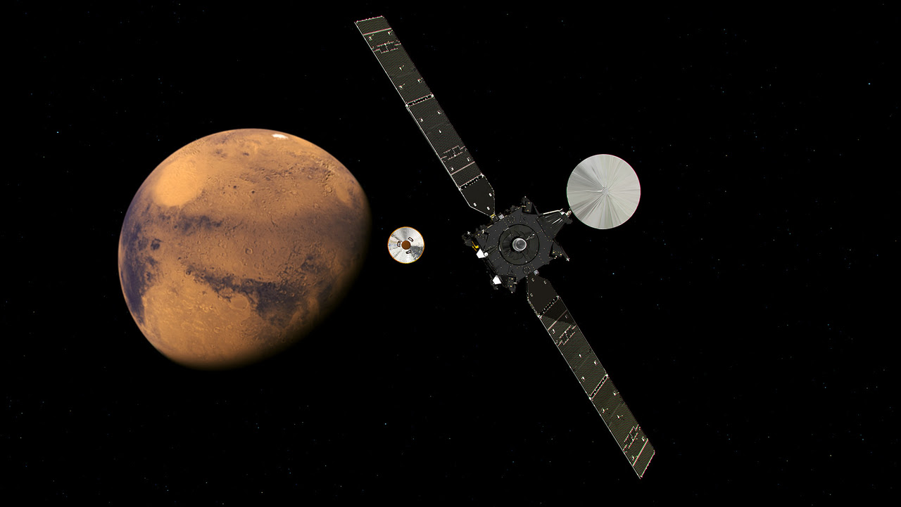 ExoMars 2016: Why We Keep Going Back to the Red Planet
