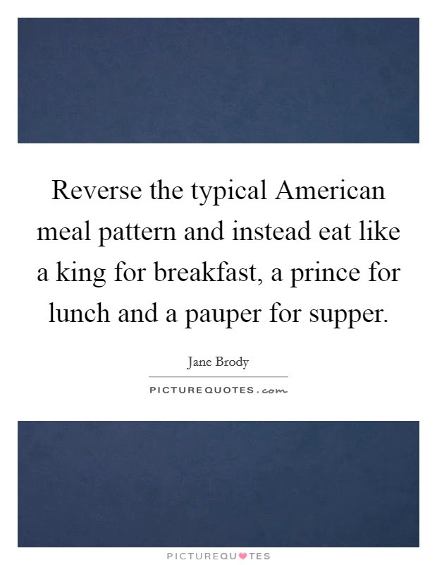 Eat Breakfast Quotes Sayings Eat Breakfast Picture Quotes