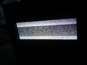 Tampilan pada layar monitor
