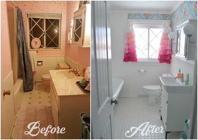 Our Bathroom Remodel Before After Last Day Ago