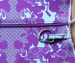 bag tutorial metal side 2