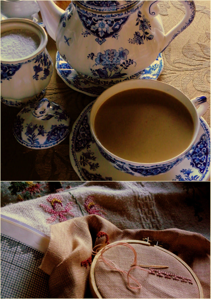 Quiétude du petit-matin