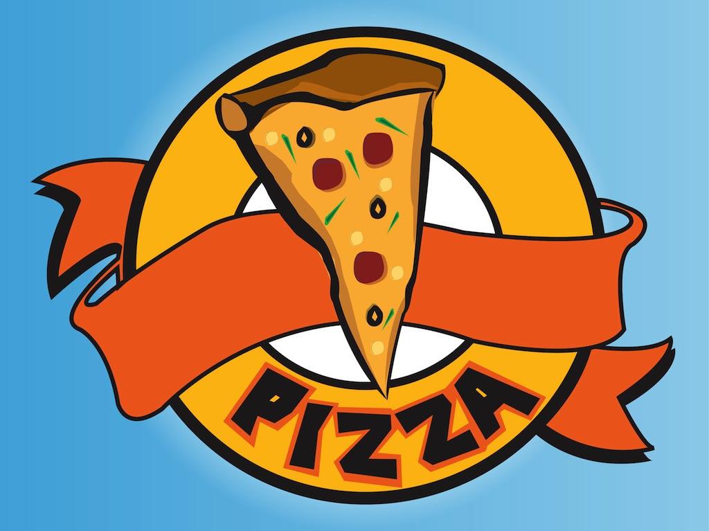 Pizza Logo Vector Art Graphics freevector com